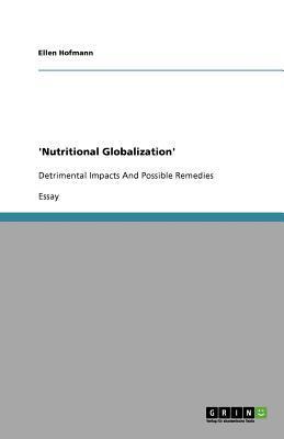'Nutritional Globalization'