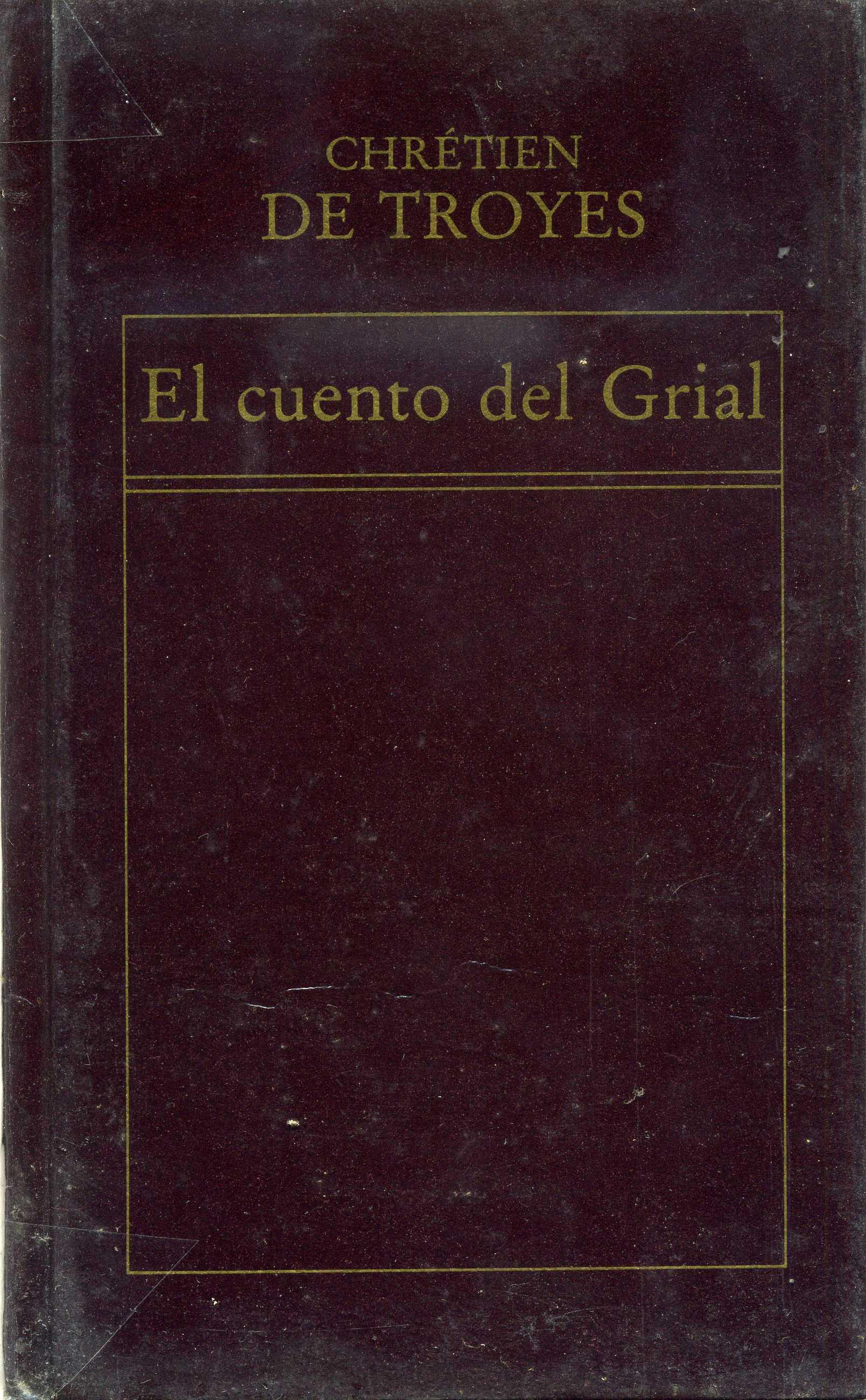 Historia de Perceval o El cuento del Grial