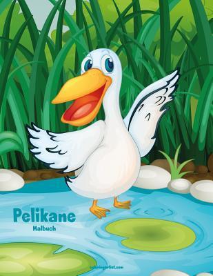 Pelikane-malbuch