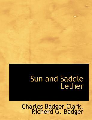 Sun and Saddle Lether