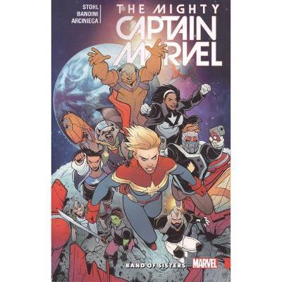 The Mighty Captain Marvel 2