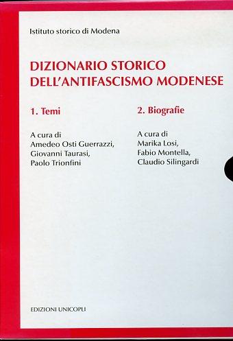 Dizionario storico d...