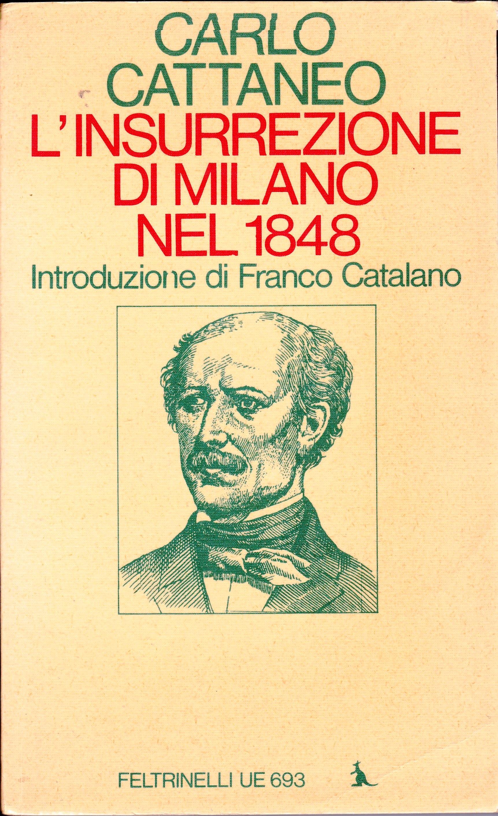 Dell'insurrezione di Milano nel 1848 e della successiva guerra