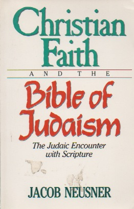 Christian faith and the Bible of Judaism