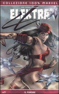 Elektra vol.5 : Furo...