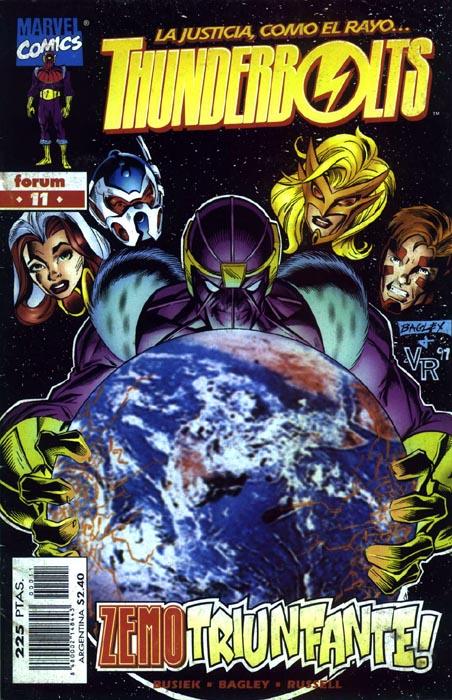 Thunderbolts Vol.1 #11 (de 40)