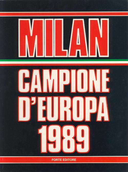Milan Campione d'Eur...