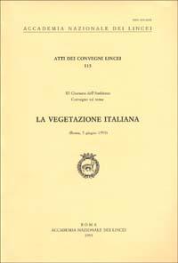 La vegetazione italiana