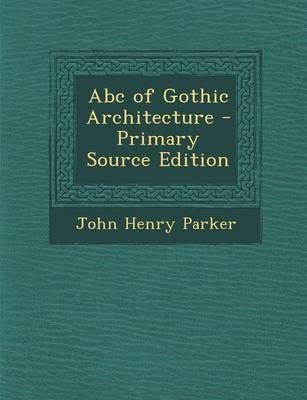ABC of Gothic Archit...