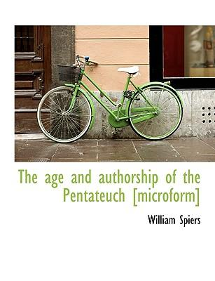 The age and authorsh...