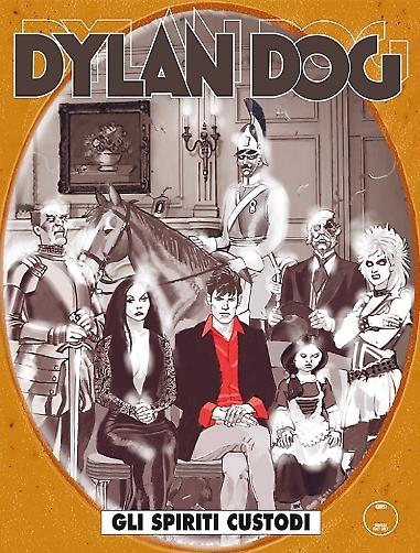 Dylan Dog n. 345
