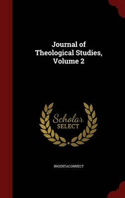 Journal of Theologic...
