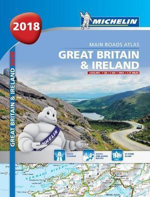 Great Britain & Ireland 2018 - A4 spiral