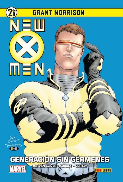 Coleccionable New X-Men #2 (de 8)