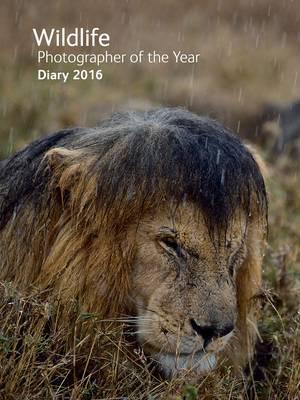 Wildlife Photographer of the Year Desk Diary 2016