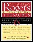 Roget's International Thesaurus, 6th Edition