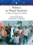 Politics in Plural Societies