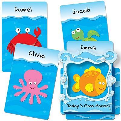 Sea Life Pop-Its Pockets