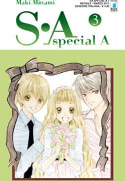 S-A Special A vol. 3