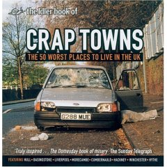 The Idler Book of Crap Towns (Hardcover)