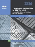 The Official Introduction to DB2(R) for z/OS(R)