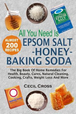 All You Need Is Epsom Salt, Honey and Baking Soda