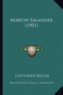 Martin Salander(1901)