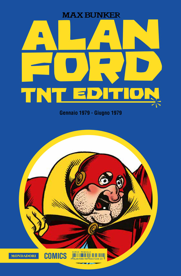 Alan Ford TNT Edition: 20