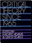 Critical Theory Since 1965