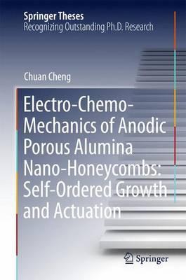 Electro-chemo-mechanics of Anodic Porous Alumina Nano-honeycombs
