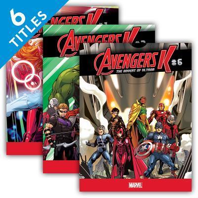 Avengers K Set 2