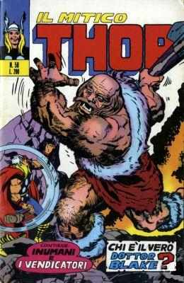 Il Mitico Thor n. 58