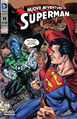 Le nuove avventure di Superman n. 11