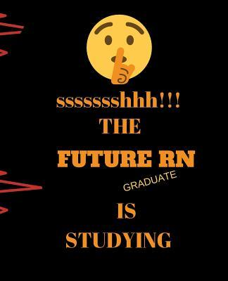 ssssssshhh!!! The Future RN Is Studying