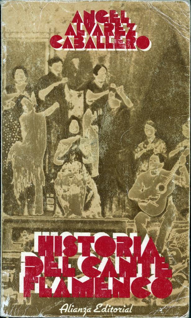 Historia del cante flamenco