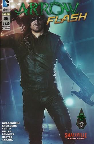 Arrow/Smallville n. 35