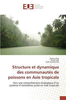 Structure et Dynamique des Communautés de Poissons en Asie Tropicale