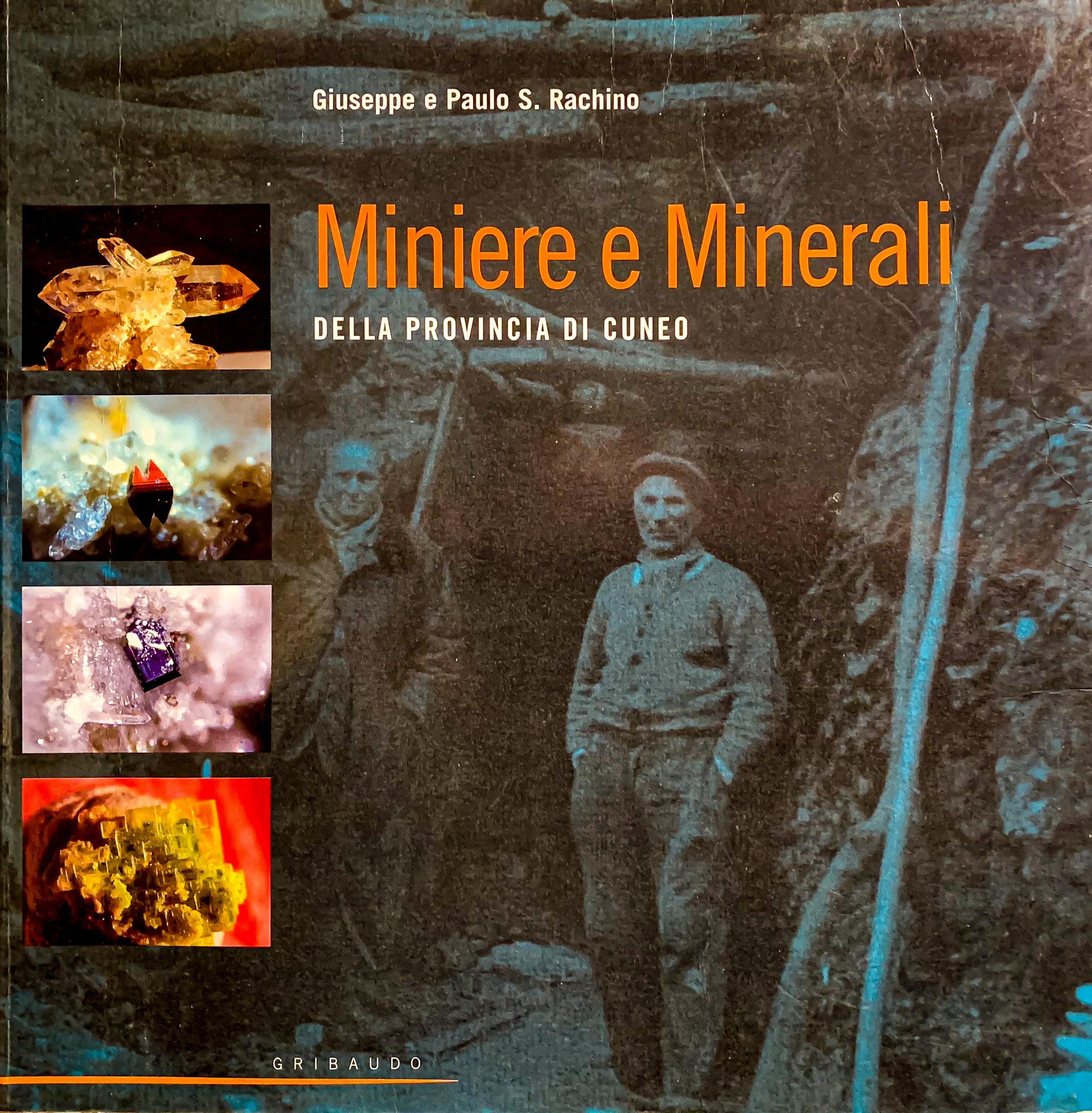 Miniere e minerali della provincia di Cuneo