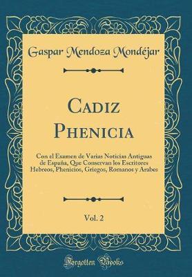 Cadiz Phenicia, Vol. 2