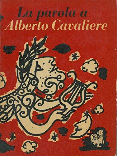 La parola a Alberto Cavaliere