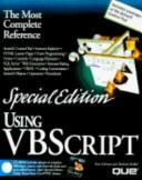 Using Vbscript