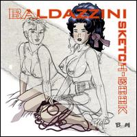 Baldazzini sketch-book. Ediz. illustrata