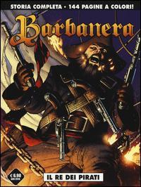 Barbanera. Il re dei pirati