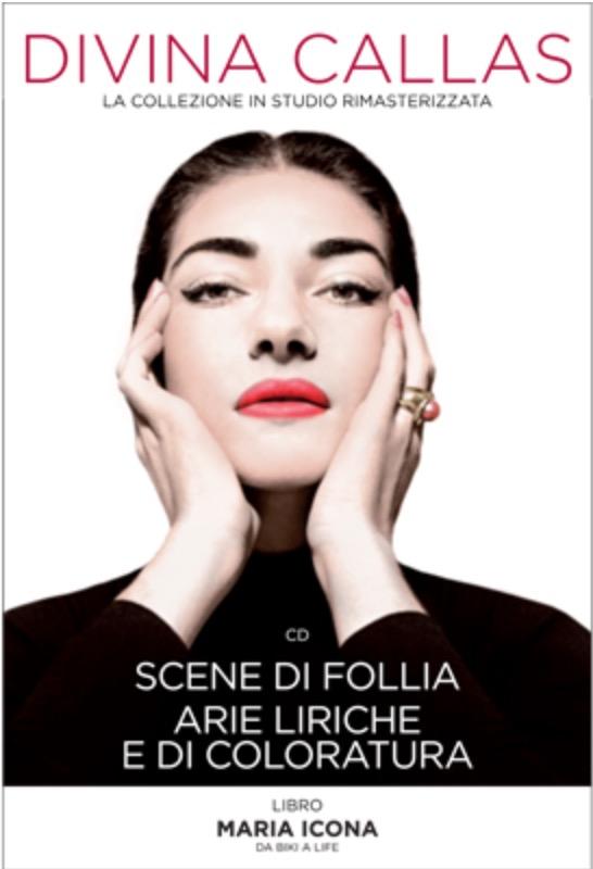 Maria icona - Scene di follia / Arie liriche e di coloratura