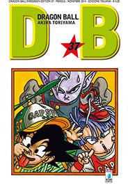 Dragon Ball Evergreen Edition vol. 37