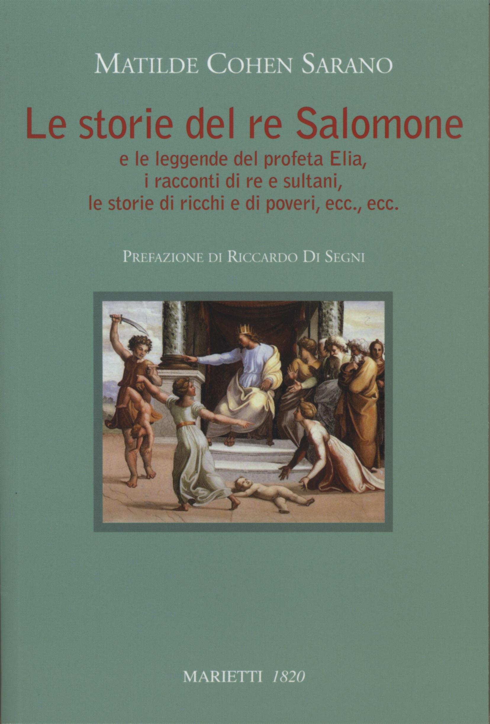 Le storie del re Salomone