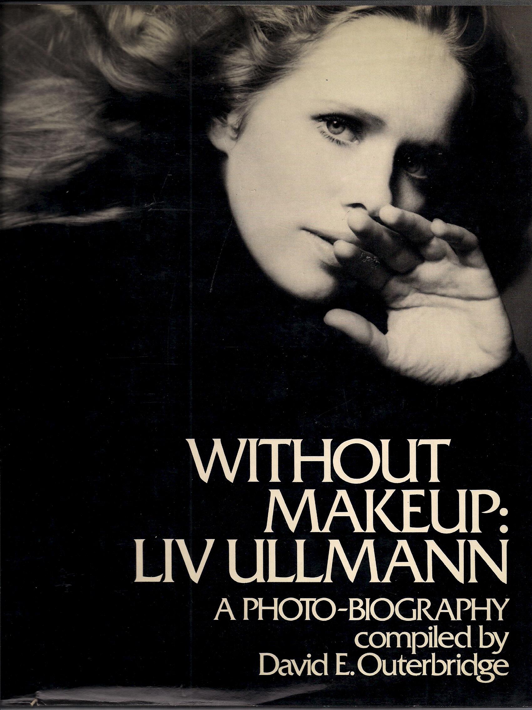 Without makeup, Liv Ullmann