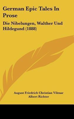 German Epic Tales in Prose