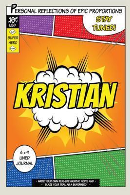 Superhero Kristian