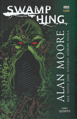 Swamp Thing di Alan Moore vol. 5